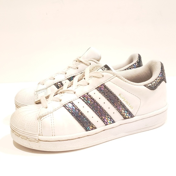 best sneakers 025ce 3a7c0 ADIDAS ORIGINALS SUPERSTAR - GIRLS' PRESCHOOL